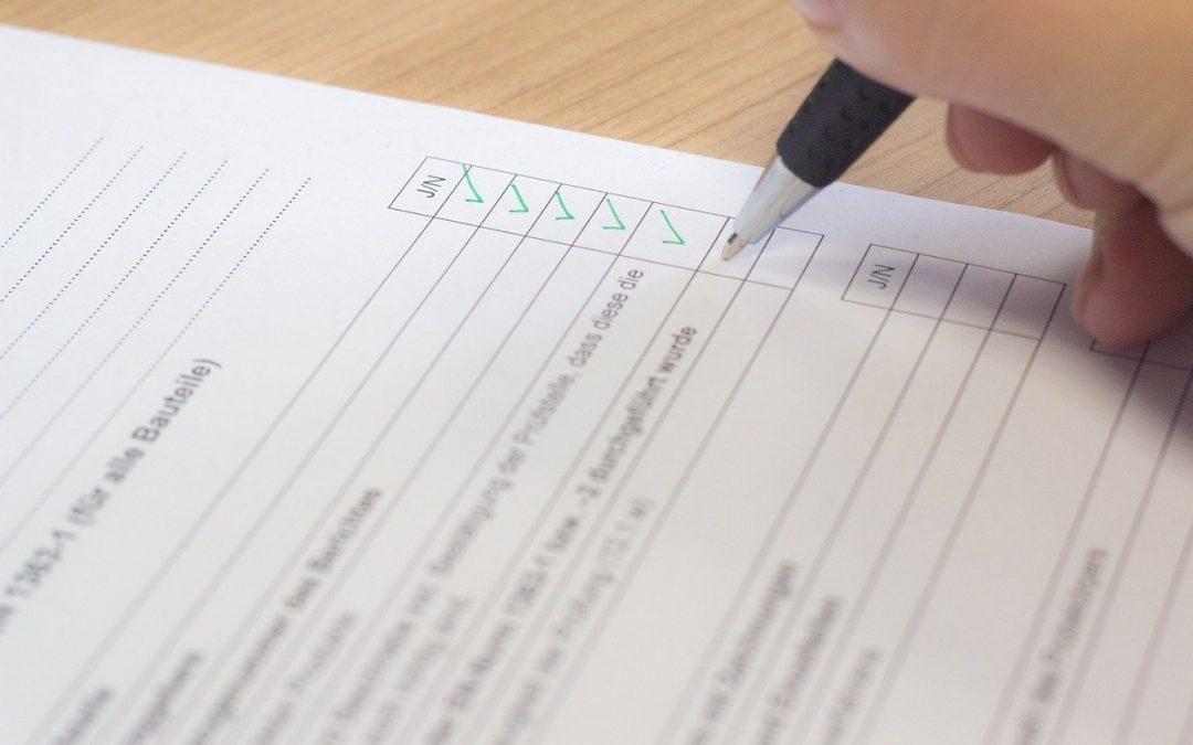 Debt Collection Checklist